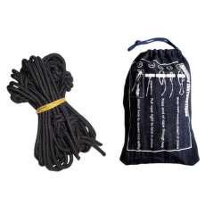 Nautical rope Black 07