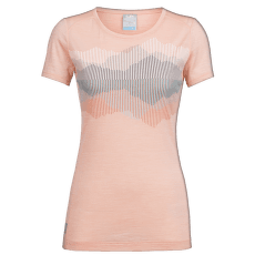 Sphere SS Low Crewe Cook Reflected Women Sorbet Hthr