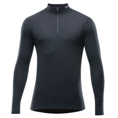 Hiking Half Zip Neck Men 950 BLACK
