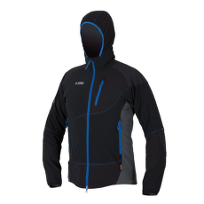 Jorasses Jacket Men black/blue