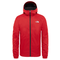 Quest Jacket Men RAGE RED BLACK HEATHER
