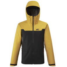 Kamet Light GTX Jacket Men NOIR/MUSTARD