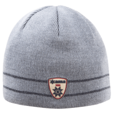 Knitted beanie A133 grey