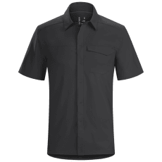 Skyline SS Shirt Men Black