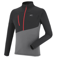 Elevation Zip LS Men TARMAC/NOIR