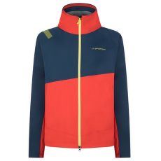 Zagros Gtx Jacket Men Opal/Poppy