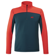 Technostretch Pullover Men (MIV8130) ORION BLUE/FIRE