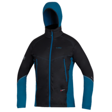 Alpha Jacket 3.0 Men Black/petrol