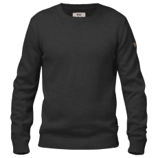 Ovik Knit Crew Men Dark Grey 030