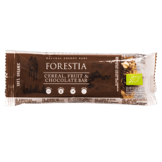 Natural Energy Bar Cereálie, ovoce a čokoláda