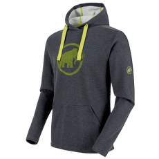 Mammut Logo ML Hoody Men Graphite melange-sprout