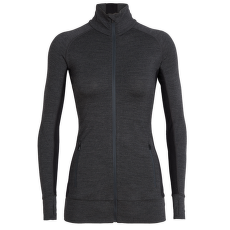 Fluid Zone LS Zip Women Jet HTHR/Black IBANS_00053
