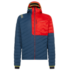 Zone Down Jacket Men Opal/Poppy