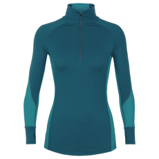 Zone LS Half Zip Women (104394) Kingfisher/ARCTIC TEAL/PRISM