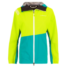 Thema Gtx Jacket Women Apple Green/Emerald