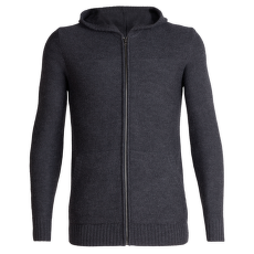 Waypoint LS Zip Hood Sweater Men CHAR HTHR IBANS_1741