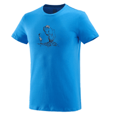 Way Up T-Shirt SS Men ELECTRIC BLUE