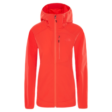North Dome Wind Jacket Women JUICY RED