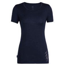 Tech Lite SS Low Crewe Panax Women Midnight Navy IBANS_01360