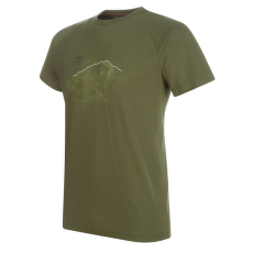 Mountain T-Shirt Men (1017-09843) 4584 iguana