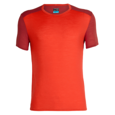 Amplify SS Crewe Men CHILI RED/SIENNA