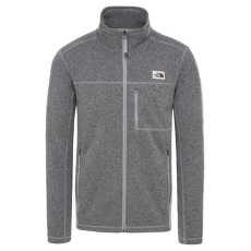 Gordon Lyons Full Zip Men TNFMEDIUMGRYHTR
