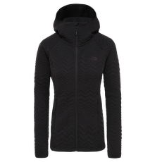 Inlux Tech Midlayer Women TNF BLACK HEATHER