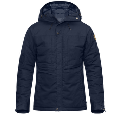 Skogsö Padded Jacket Men Dark Navy
