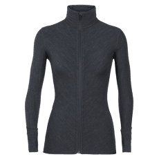 Descender LS Zip Women Jet HTHR/PRISM
