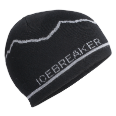 Adult Icebreaker Beanie Mt. Cook Black