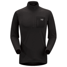 Rho LT Zip Neck Men (17260) Black