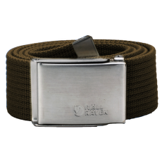 Canvas Belt Dark Olive