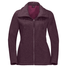 Sky Thermic Jacket Women Burgundy 2810