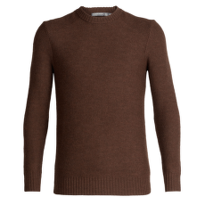 Waypoint Crewe Sweater Men BRONZE HTHR