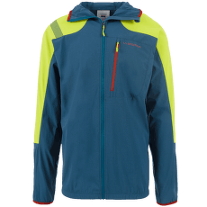 TX Light Jacket Men Opal/Apple Green