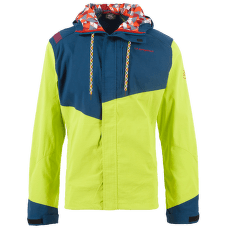 Grade Jacket Men Apple Green/Opal