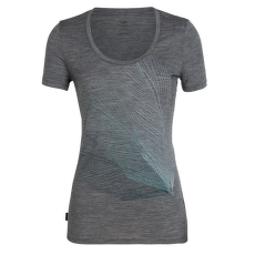 Tech Lite SS Scoop Plume Women Gritstone HTHR