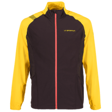 Levante Jacket Men Black/Yellow (Black Yellow)