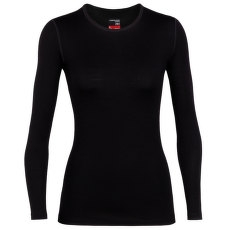 Tech LS Crewe Women (104387) Black001