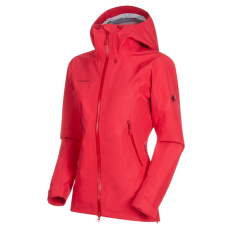 Ridge HS Hooded Jacket Women dragon fruit 3547
