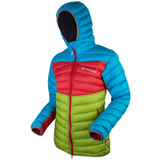 Apris Hooded II Lady turquoise/red/green