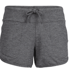 Mira Shorts Women Black/Snow