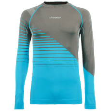 Artic Long Sleeve Men Carbon/Tropic Bl