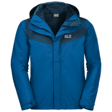 Arland 3IN1 Jacket Men electric blue 1062