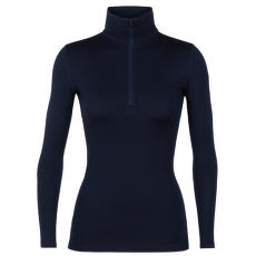 Tech LS Half Zip Women (104390) Midnight Navy IBANS_01360