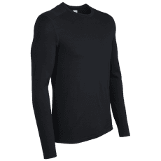 Oasis LS Crewe Men Black001