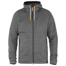 Ovik Fleece Hoodie Men Dark Grey 030