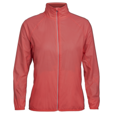 Rush Windbreaker Women POPPY RED/Embossed