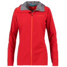 Run Jacket Women Garnet