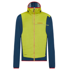 Zeal Jacket Men Citrus/Opal